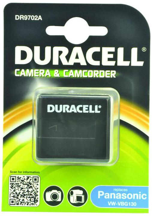 Duracell baterie alternativní pro Panasonic VW-VBG130