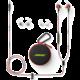 Bose SoundSport IE Headphone MFI, červená