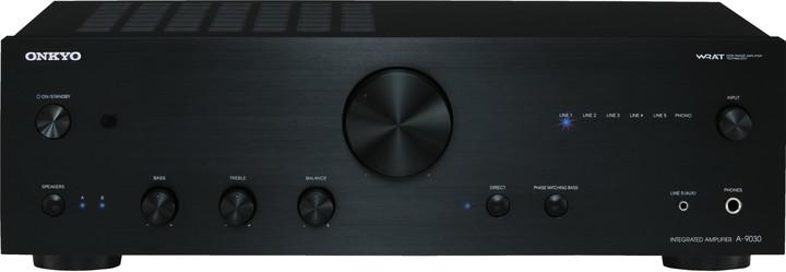 Onkyo A-9030, černá