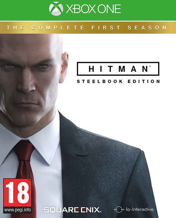 Hitman - The Complete First Season (Xbox ONE)