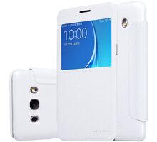 Nillkin Sparkle S-View Pouzdro pro Samsung J510 Galaxy J5 2016 White - 29972