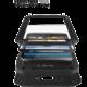 Love Mei Case GSM ochranné pouzdro Powerful pro HTC M9, black