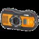RICOH WG-5 GPS, oranžová, kit