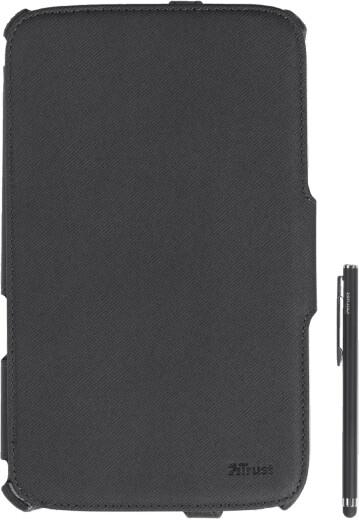 "Trust Stile folio stand pro GalaxyTab3 8"", černá"