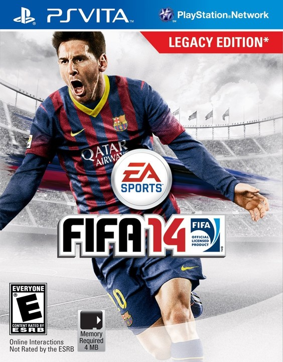 FIFA 14 (PS Vita)