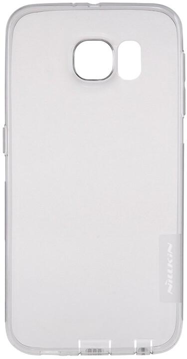 Nillkin Nature TPU pouzdro pro Samsung G920 Galaxy S6, šedá