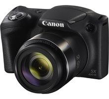 Canon PowerShot SX420 IS, černá - 1068C002AA + Paměťová karta SDHC 16GB Kingston (class 10) v ceně 189 Kč