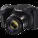 Canon PowerShot SX420 IS, černá  + Paměťová karta SDHC 16GB Kingston (class 10) v ceně 189 Kč