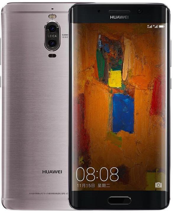 Huawei Mate 9 Pro, Dual Sim šedá