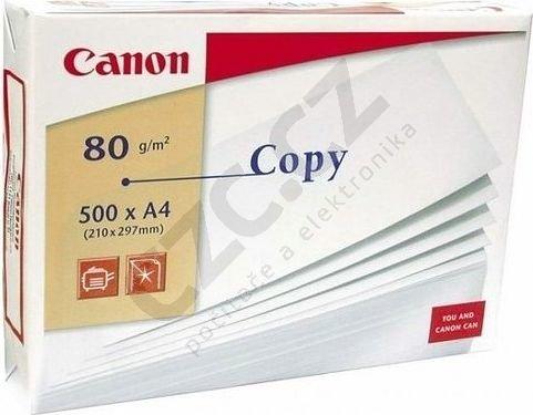 Canon Copy, A4, 80g, 500listů