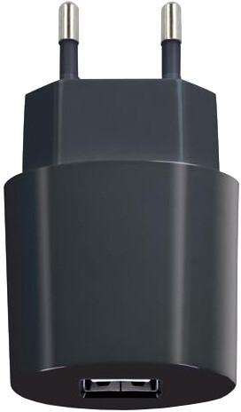 Forever nabíječka TFO 1 x USB 2100mAh, černá