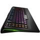 SteelSeries klávesnice herní Apex Keyboard US