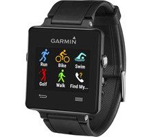 GARMIN Vivoactive, HR Premium, černá - 010-01297-10