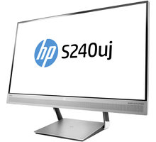 "HP EliteDisplay S240uj - LED monitor 24"" - T7B66AA"