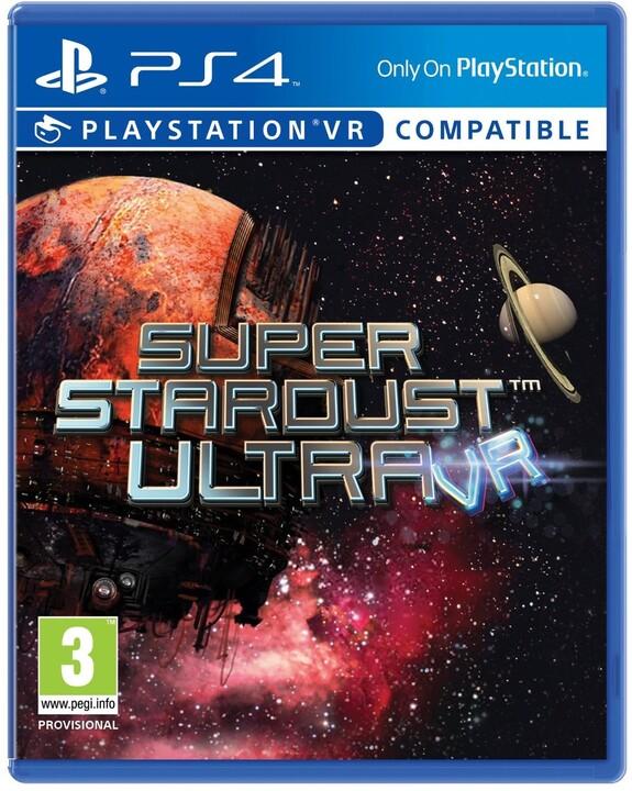 Super Stardust Ultra VR (PS4 VR)
