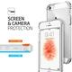 Spigen Crystal Shell kryt pro iPhone SE/5s/5, crystal