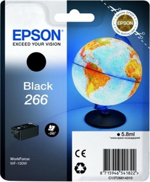 Epson C13T26614010, černá