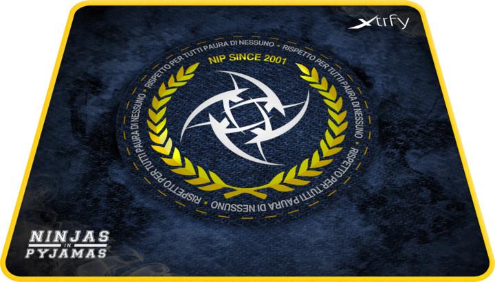 Xtrfy XTP1 Ninjas in Pyjamas Italian Edition, M, látková