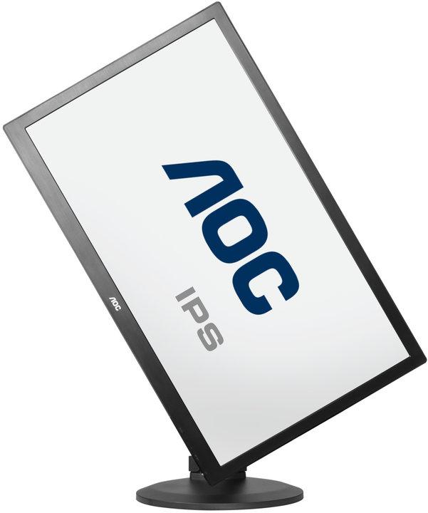 """AOC i2470Pwqu - LED monitor 24"""""""