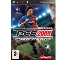 Pro Evolution Soccer 2009 (PS3) - 4012927050835