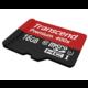 Transcend Micro SDHC Premium 400x 16GB 60MB/s UHS-I