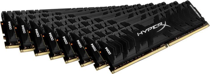 Kingston HyperX Predator 128GB (8x16GB) DDR4 3000