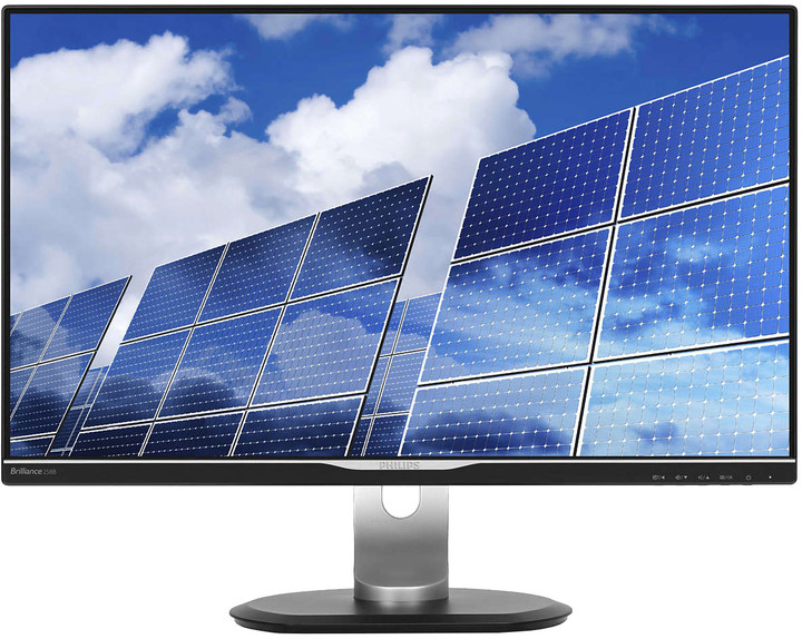 Philips 258B6QJEB - LED monitor 25""