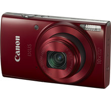 Canon IXUS 180, červená - 1088C001AA