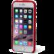 EPICO silikonový kryt pro iPhone 7 EPICO SILICONE - červený