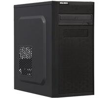 HAL3000 Enterprice /i3-4170/4GB/1TB/IntelHD/W10H, černá - PCHS2085