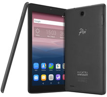 ALCATEL OT-PIXI 3 (8) - 16GB, šedá - POTBAL8070050 + Zdarma Tablet YENKEE YBT 0820GY Pouzdro Bubble 8´ (v ceně 249,-)