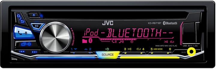 JVC KD R971BT