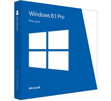 Microsoft Windows 8.1 Pro CZ 32bit OEM - FQC-06984