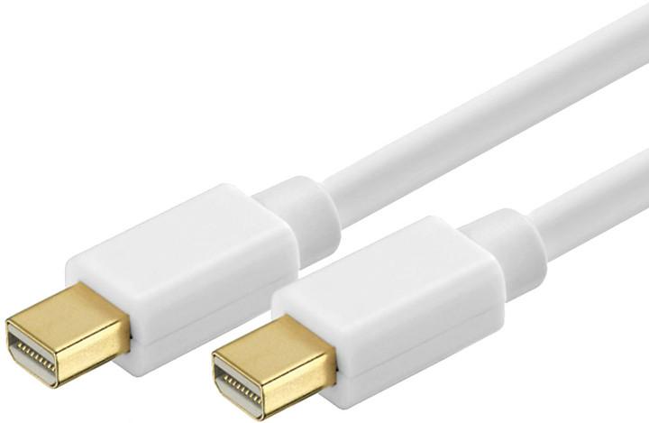 PremiumCord Mini DisplayPort propojovací M/M 2m