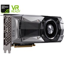 MSI GeForce GTX 1080Ti Founders Edition, 11GB GDDR5X - GeForce GTX 1080 Ti Founders E