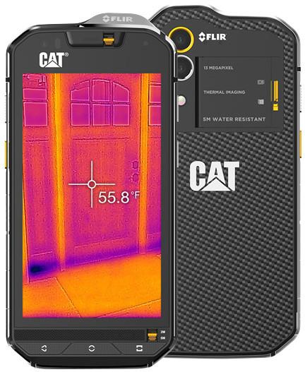 CAT S60, DualSim