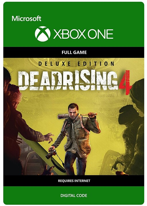 Dead Rising 4: Deluxe Edition (Xbox ONE) - elektronicky