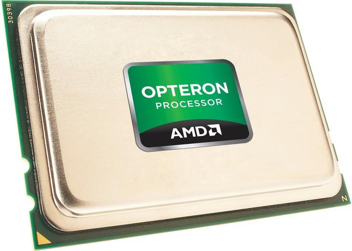 AMD Opteron Sixteen Core 6378