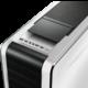 CoolerMaster CM693, okno, černo-bílá