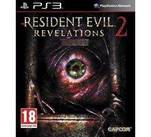 Resident Evil: Revelations 2 (PS3) - 5055060930434