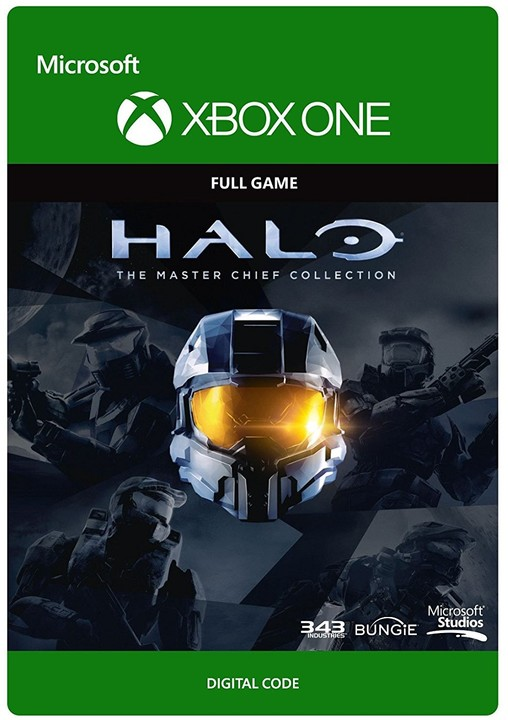 Halo: The Master Chief Collection (Xbox ONE) - elektronicky