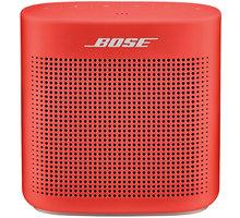 Bose SoundLink Colour II, červená