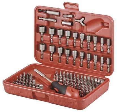 Bit-set 113 ks z kvalitní nástrojové oceli S2