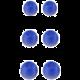 Panasonic RP-TCM105E, modrá