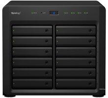 Synology DS3615xs Disc Station + Velmi kvalitní stylus Synology pro kapacitní displeje v hodnotě 400Kč