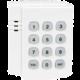 Bezdrátová mini klávesnice pro GSM alarm Evolveo Sonix