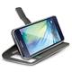 CELLY Wally pouzdro pro Samsung Galaxy A5, PU kůže, bílá