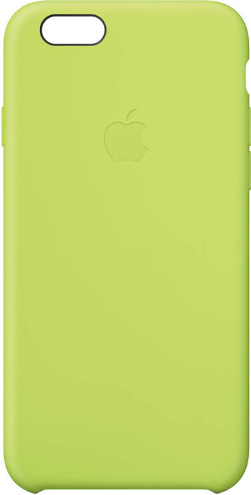 Apple Silicone Case pro iPhone 6 Plus, zelená