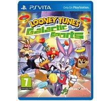 Looney Tunes: Galactic Sports (PS Vita) - 711719838432
