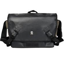 Crumpler Muli 9000 - black tarpaulin / khaki - MU9000-004